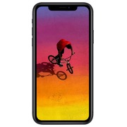 Apple iPhone Xr - Schwarz - 4G LTE, LTE Advanced - 128 GB - GSM - Smartphone