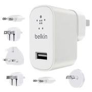 Belkin Global Travel Kit - power adapter