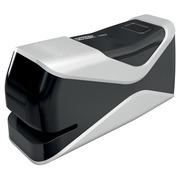 Rapid Agrafeuse électrique de bureau Fixativ 10BX noir