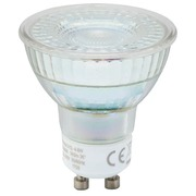 LED-spotlight glass - GU10 4,8W
