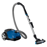 Philips Performer Active FC8575 - vacuum cleaner - canister - dark royal blue