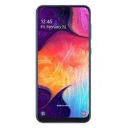 Samsung Galaxy A50 - blue - 4G - 128 GB - GSM - smartphone