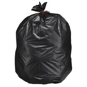 Garbage bag 130 L grey economic - pack of 200