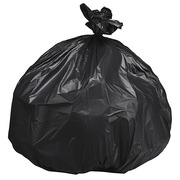 Garbage bag 50 L grey economic - pack of 00