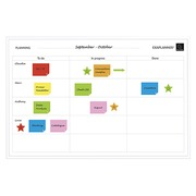 Magnetic planner To Do 59 x 90 cm Exacompta