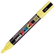 Marqueur Posca PC5M pointe moyenne 1,8 à 2,5 mm - jaune