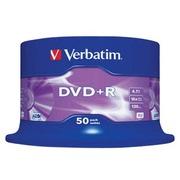 Verbatim - DVD+R x 50 - 4.7 GB - storage media