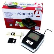 Détecteur de faux billets Acropaq AT110 gris noir