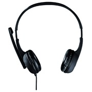 Casque Hama HS300 on-ear noir