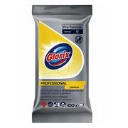 Sanitairreiniger Glorix 100 hygiene doekjes