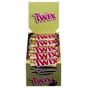 Twix 50g 25 pièces