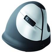 R-Go HE Mouse, Ergonomische Maus, Mittel (165-195mm), rechtshändig, drahtlose