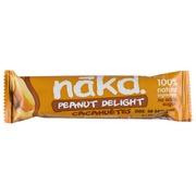 Barre fruits secs et cacahuètes sans gluten  Nakd - Boite de 18 barres