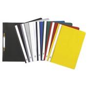 Presentation Transfer file standard polypropylene - A4 - Assorted colours (449225B)
