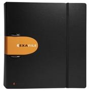 Classeur à levier Exafile Dos 80 mm polypropylène - Exactive - Dos de 80mm - A4 Maxi.