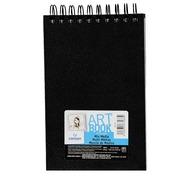 Canson carnet de dessin 'Art Book Mix Media', 40 feuilles, 224 g/m², ft 14 x 21,6 cm