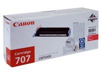 Toner Canon 707 afzonderlijke kleuren