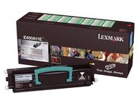 Toner Lexmark E450A11E zwart