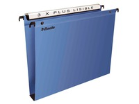 Suspension files for drawers 33 cm, polypropylene, bottom 30 mm