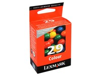 Cartridge Lexmark 29 Farbig