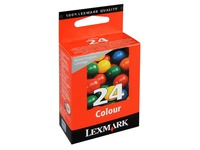 Cartridge Lexmark 24 kleur