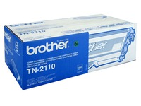 Toner Brother TN2110 noir pour imprimante laser