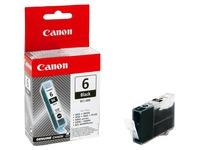 Cartridge Canon zwart BCI6BK