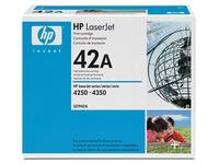 HP 42A - Schwarz - Original - LaserJet - Tonerpatrone ( Q5942A )