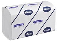Papier essuie-mains pliage enchevêtré Kleenex Airflex Premier - Carton de 1080