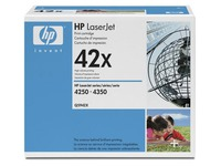 Toner HP 42X zwart