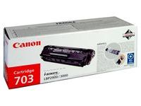 Toner Canon 703 zwart