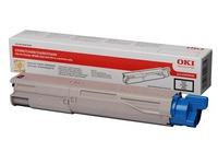 Toner laser zwart Oki 43459436