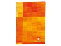 Notebook Clairefontaine 96 pg 21 x 29,7 cm checked 5 x 5 assorted colors