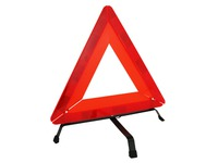 Safety triangle for cars