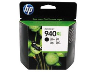 Cartridge HP 940XL zwart