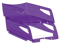 Cep Pro, letter tray, maxi size, happy violet