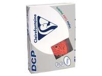 Papier A4 weiß 100 g Clairefontaine DCP - Riemen von 500 Blatt
