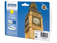 Cartridge Epson T7034 geel