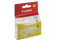 Tintenpatrone Canon CLI-521 absonderliche Farben