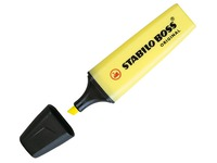 Highlighter Stabilo Boss - yellow