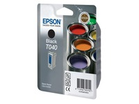 Cartridge Epson T040 zwart