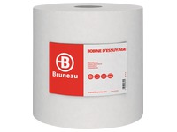 Bruneau, industrial rolls, white