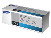 Toner Samsung CLT-504 couleurs séparées