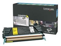 Toner Lexmark C5240X afzonderlijke kleuren