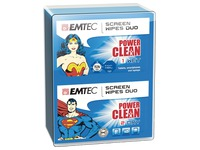 Wipers Emtec Power Clean Duo