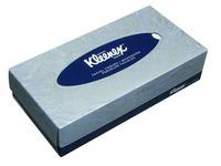 Box of 100 white handkerchiefs Kleenex