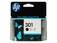 Cartridge HP 301 zwart