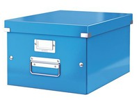 Classification module Leitz Click&Store Wow H 20 x W 28 x D 36,8 cm blue
