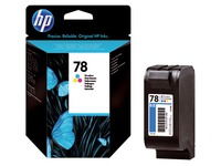 Cartridge HP 78 kleur
