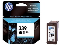 Cartridge HP 339 zwart